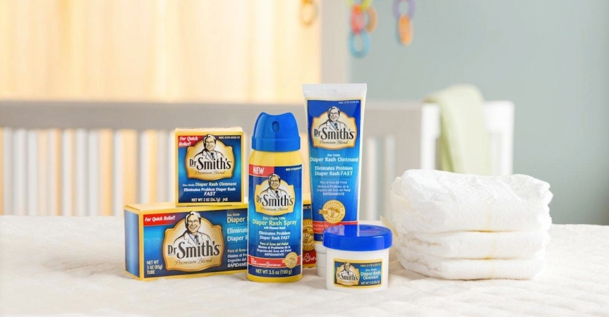 40 Weeks Movie and Dr. Smith's Diaper Rash Ointment Giveaway