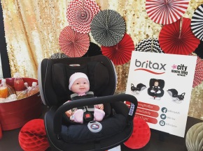 Britax ClickTight Advocate ARB Car Seat Review – #ad